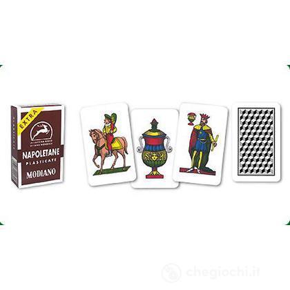 Carte napoletane 97/38 marrone