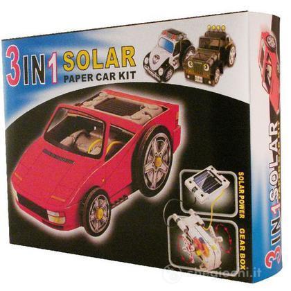 Solari 3 in 1: Veicoli