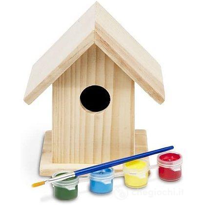 Costruisci la tua casa per gli uccellini (BTSGA039)