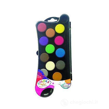 Colors: Acquerelli Metallici (ALD-C40)
