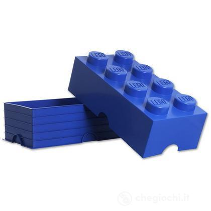 "Scatola da ""8"" blu"