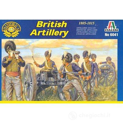 Artiglieria britannica