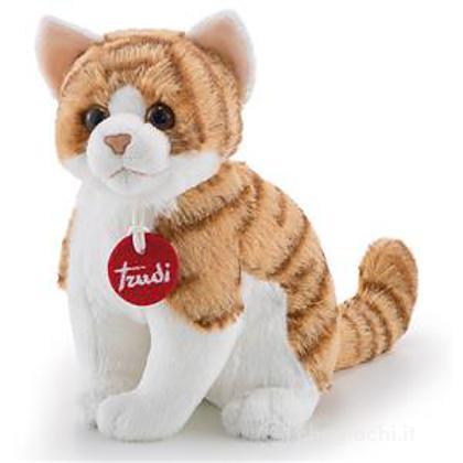 Gatto tigrato rosso XS (22041)
