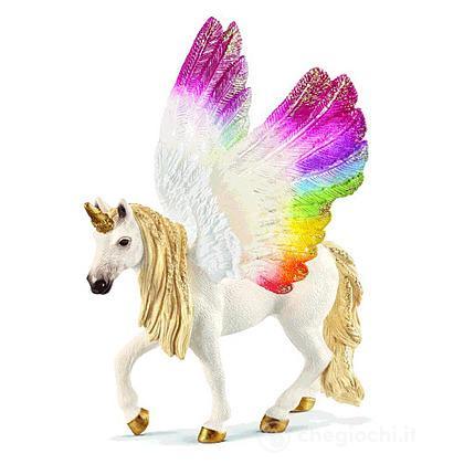 Unicorno Arcobaleno Alato (2570576)