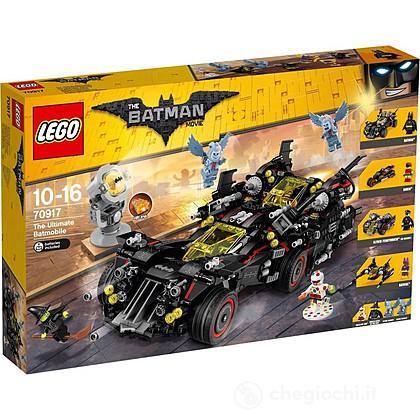 Ultimate Batmobile - Lego Batman Movie (70917)