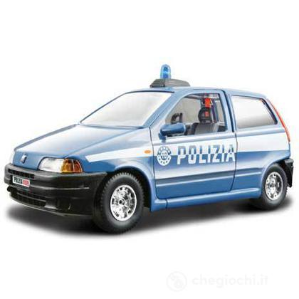 Fiat punto della polizia 1:24