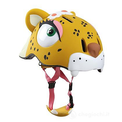 Casco Crazy Safety Leopardo