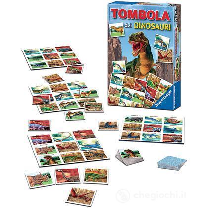 Tombola dei dinosauri giochi da tavolo ravensburger giocattoli - Tombola gioco da tavolo ...