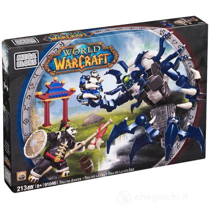 Set Battaglia Sha of Anger Warcraft