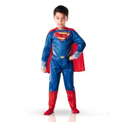 Costume Superman Man of Steel taglia M (R886504)
