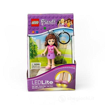 Portachiavi Torcia LEGO Friends Olivia