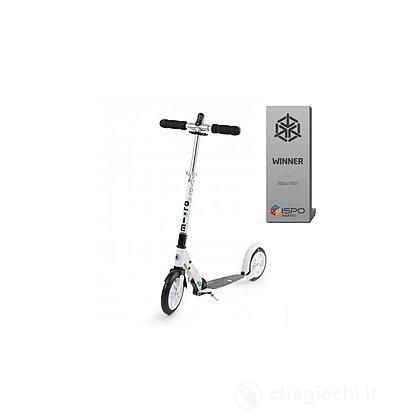 Monopattino Micro Bianco con lucchetto (MP37195)