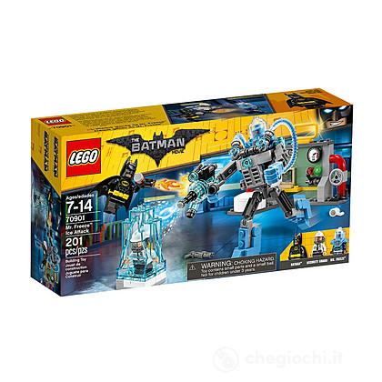 L'attacco congelante di Mr. Freeze - Lego Batman Movie (70901)