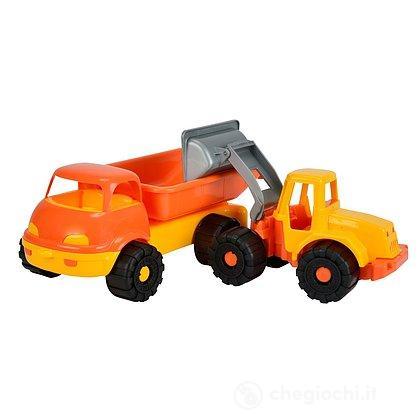 Camion e Escavatore (6047)