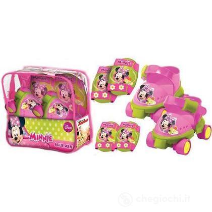 Minnie Pattini Baby con Protezioni Borsa 28/047