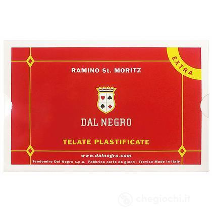 Carte Da Gioco Ramino St. Moritz Extra