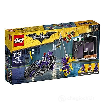 L'inseguimento sulla Catcycle di Catwoman - Lego Batman Movie (70902)
