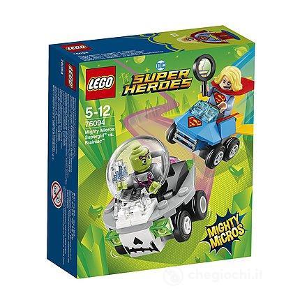Mighty Micros: Supergirl contro Brainiac - Lego Super Heroes (76094)