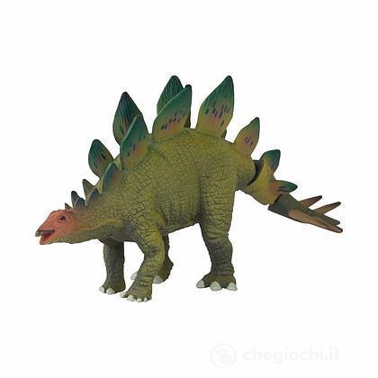 Dinosauro Stegoasuro. Animale in plastica con parti snodabili (LCT16049)
