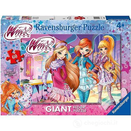Puzzle 60 pezzi Pavimento Winx