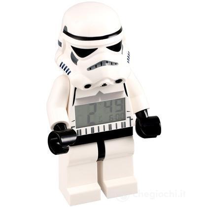 Sveglia Lego Star Wars Storm Trooper (46104)