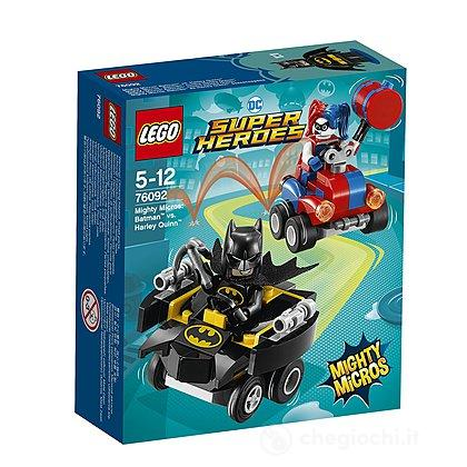 Mighty Micros: Batman contro Harley Quinn - Lego Super Heroes (76092)