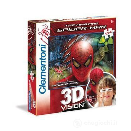 Spider-Man - Spidey strikes back! - 3D Puzzle 104 pezzi (20049)