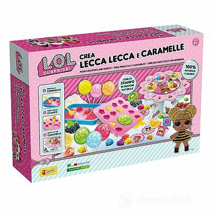 LOL Surprise Crea lecca lecca e caramelle (70497)