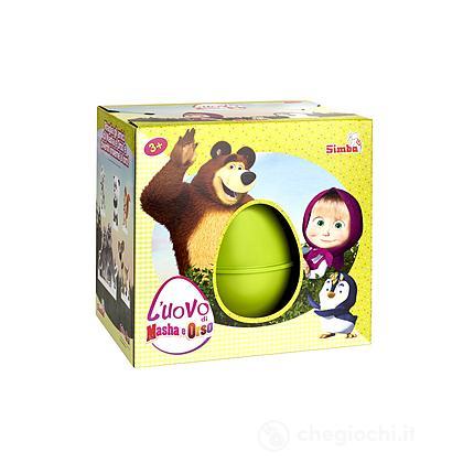 Uovo di Masha e Orso