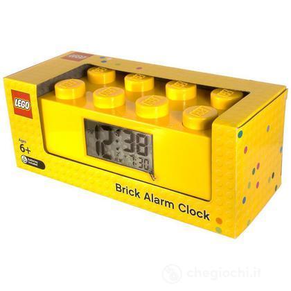 Brick sveglia Lego gialla