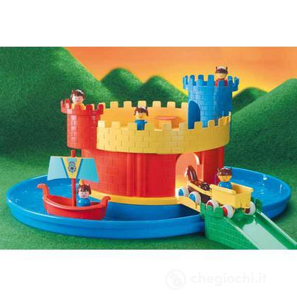Multiplay set castello con fossato