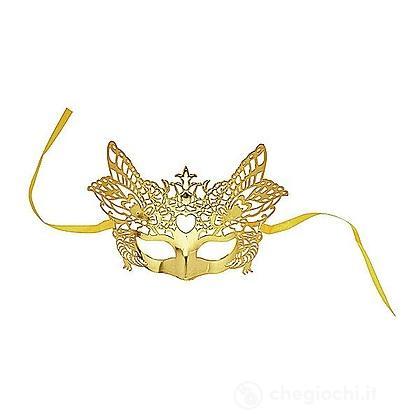 Maschera Venezia Oro
