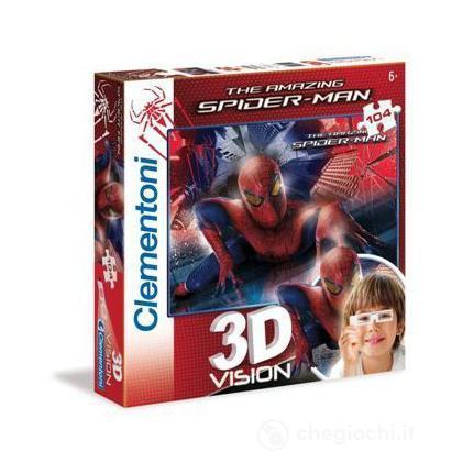 Spider-Man - Arachnid abilities - 3D Puzzle 104 pezzi (20050)