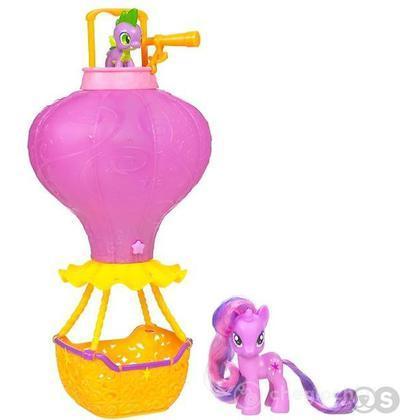 My little Pony - La mongolfiera