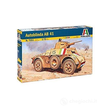 Autoblinda AB 41 1/72 (IT7051)