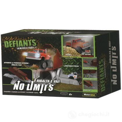 "Playset No limits (incl. 1 veicolo ""limited edition"") (500510)"