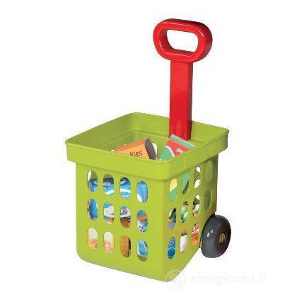 Trolley Spesa con accessori (024052)