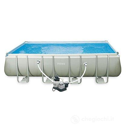 Piscina Ultra Frame 549x274x132 con accessori (28352)