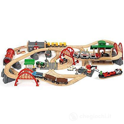 Set ferrovia deluxe (33052)
