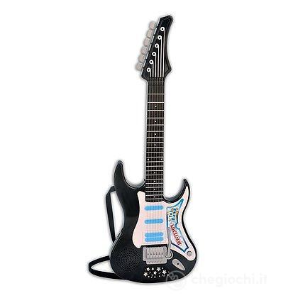 Chitarra Rock Elettrica Con 4 Differenti Suoni Ritmici