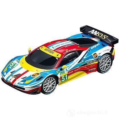 """Auto pista Carrera Ferrari 458 Italia GT2 """"AF Corse, No.51"""" (20064053)"""