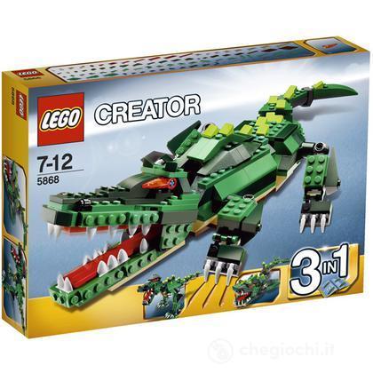 LEGO Creator - Creature feroci (5868)