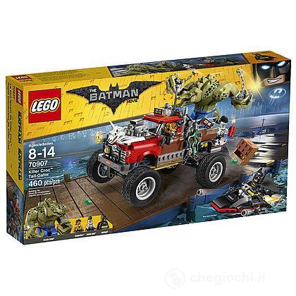La Tail-Gator di Killer Croc - Lego Batman Movie (70907)