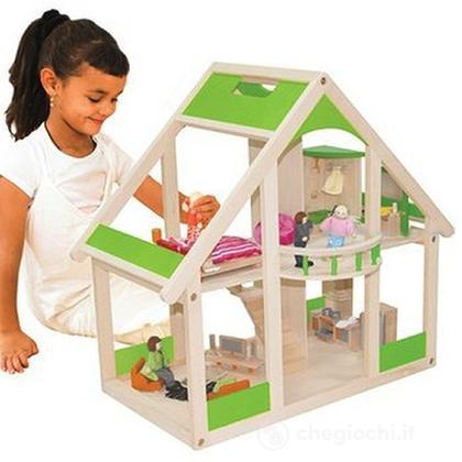 La mia prima casa delle bambole