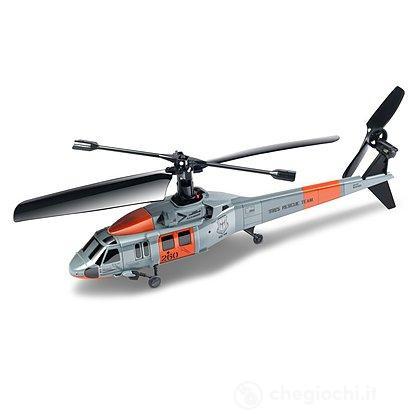 Elicottero Black Hawk radiocomandato 3 Canali 2.4G (84609 )
