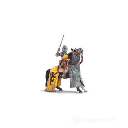 Cavaliere a cavallo con spada: Leoni (70054)