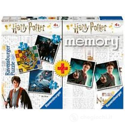 Harry Potter memory + puzzle (5054)