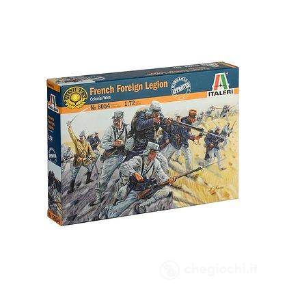 Soldati Legione straniera francese 1/72 (IT6054)