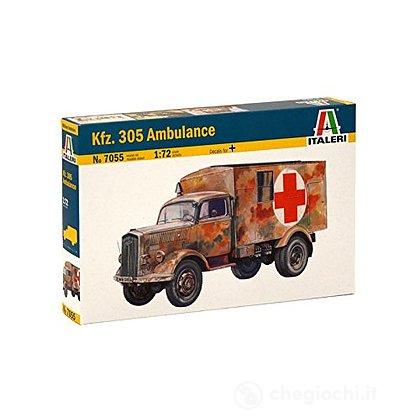 Ambulanza Kfz.305 1/72 (IT7055)