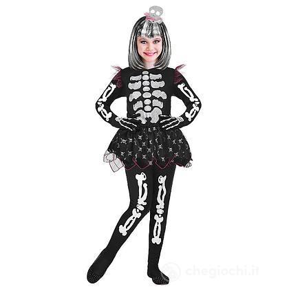 Costume Scheletro 4-5 anni